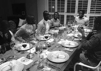 Xhanti Payi\'s A Million Ones Dinner