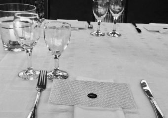 A Million Ones dinner, hosted by Nomzamo Zondi