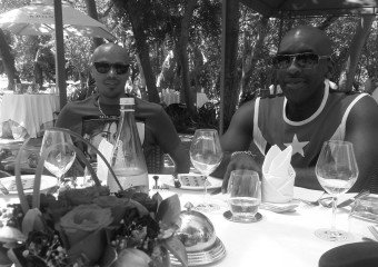 A Million Ones Lunch hosted by Winston Beckford